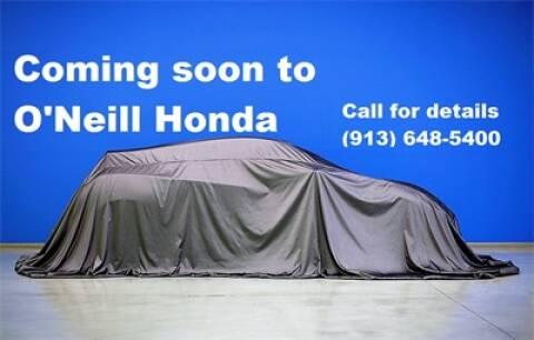 2020 Honda CR-V Touring for sale at O'Neill Honda in Overland Park KS