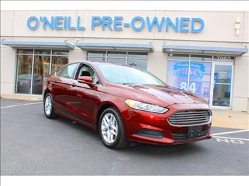 2016 Ford Fusion for sale in Overland Park, KS