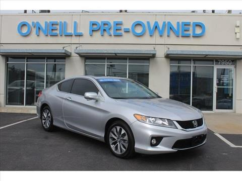 2015 Honda Accord for sale in Overland Park, KS