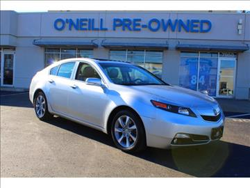 2013 Acura TL for sale in Overland Park, KS