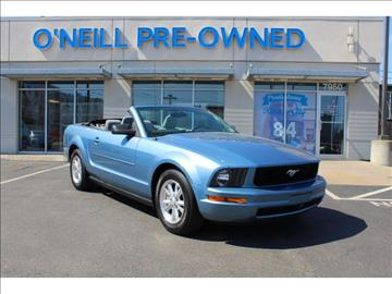 2007 Ford Mustang for sale in Overland Park, KS