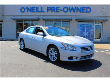 2014 Nissan Maxima for sale in Overland Park, KS