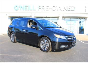2015 Honda Odyssey for sale in Overland Park, KS
