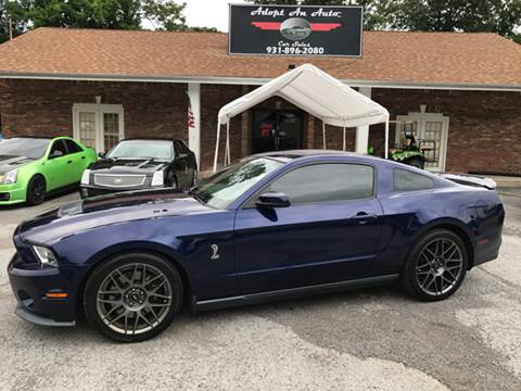 2011 Ford Shelby GT500 for sale in Clarksville, TN