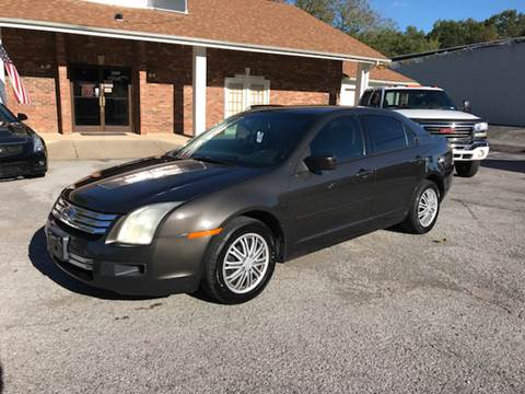 2006 Ford Fusion for sale in Clarksville, TN