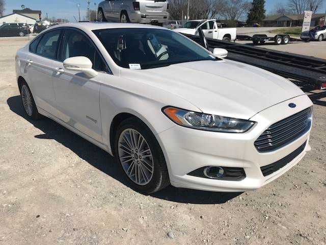 2013 ford fusion hybrid se in clarksville tn - adopt an auto