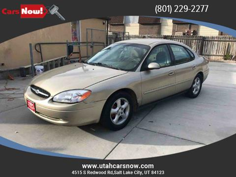 2000 Ford Taurus for sale in Taylorsville, UT