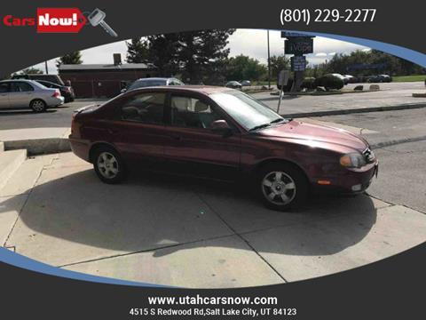 2002 Kia Spectra for sale in Taylorsville, UT