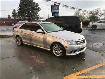 2009 Mercedes-Benz C-Class for sale in Taylorsville, UT
