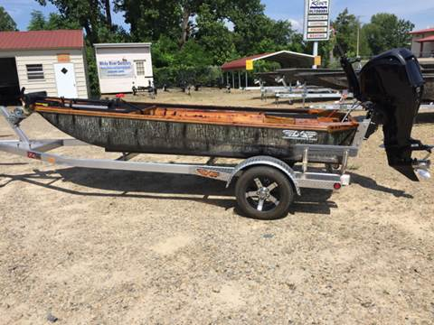 2016 Edge Duck Boats 1653 for sale in Augusta, AR