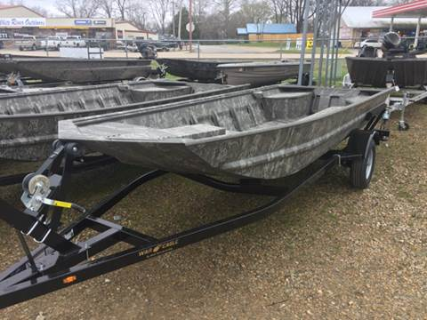 2017 War Eagle 648 LDV for sale in Augusta, AR