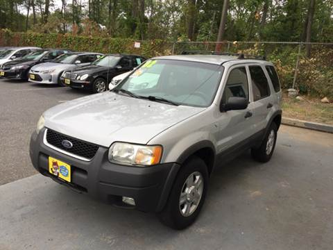 2002 Ford Escape for sale in Milford, MA