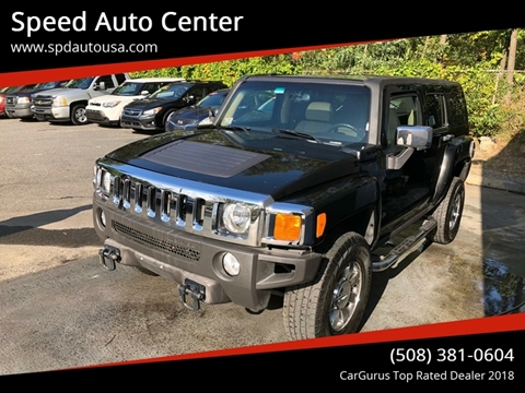 2006 HUMMER H3 for sale in Milford, MA