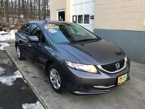 2015 Honda Civic for sale in Milford, MA
