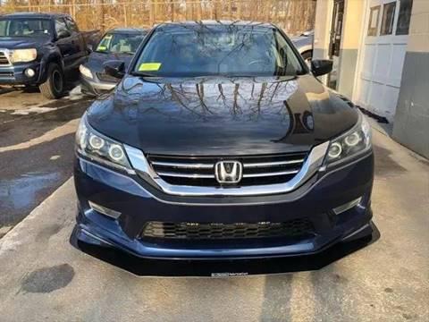 2013 Honda Accord for sale in Milford, MA