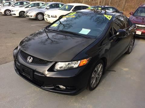 2012 Honda Civic for sale in Milford, MA