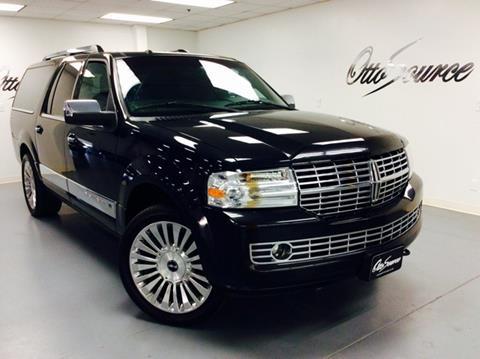 2013 Lincoln Navigator L for sale in Dallas, TX