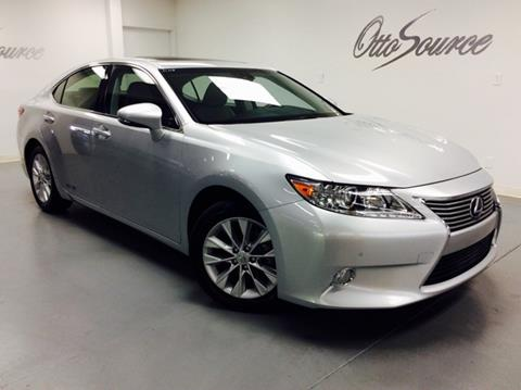 2014 Lexus ES 300h for sale in Dallas, TX