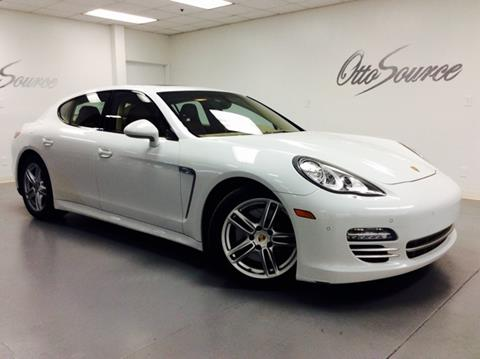 2013 Porsche Panamera for sale in Dallas, TX