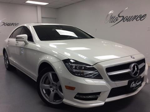 2013 Mercedes-Benz CLS for sale in Dallas, TX
