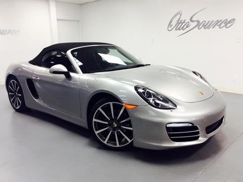 2013 Porsche Boxster for sale in Dallas, TX
