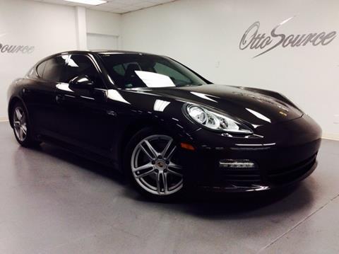 2011 Porsche Panamera for sale in Dallas, TX