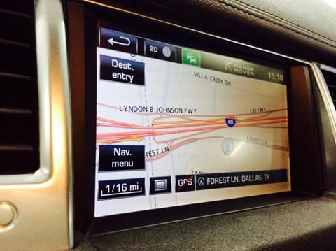 2013 Land Rover Range Rover Sport for sale in Dallas, TX