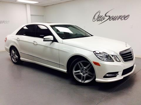 2013 Mercedes-Benz E-Class for sale in Dallas, TX