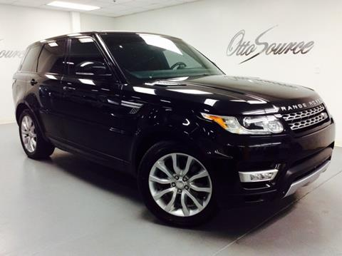 2014 Land Rover Range Rover Sport for sale in Dallas, TX