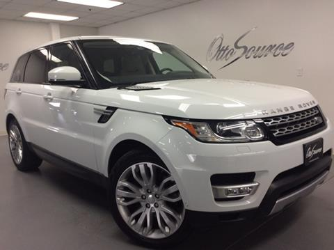 2015 Land Rover Range Rover Sport for sale in Dallas, TX