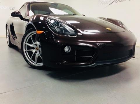 2014 Porsche Cayman for sale in Dallas, TX