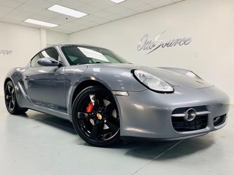 2006 Porsche Cayman for sale in Dallas, TX