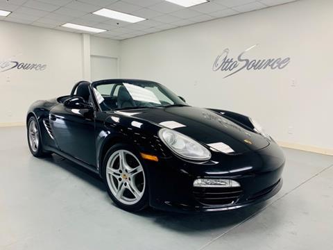 2009 Porsche Boxster for sale in Dallas, TX