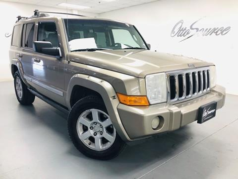 2006 Jeep Commander for sale in Dallas, TX