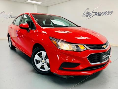2016 Chevrolet Cruze for sale in Dallas, TX