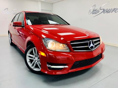 2014 Mercedes-Benz C-Class for sale in Dallas, TX