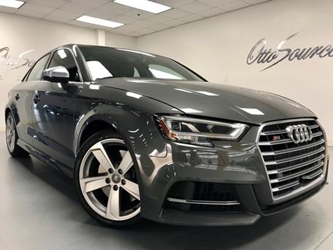 2017 Audi S3 for sale in Dallas, TX