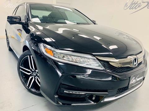 2016 Honda Accord for sale in Dallas, TX