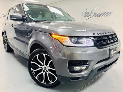2014 Land Rover Range Rover Sport for sale in Dallas, TX