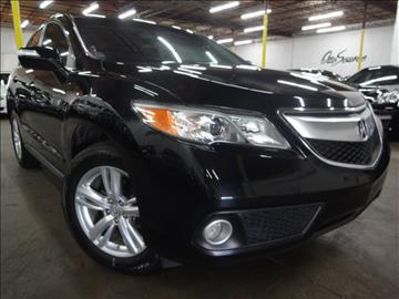 2013 Acura RDX for sale in Dallas, TX