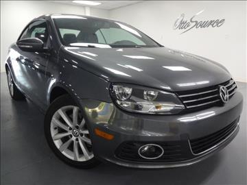 2013 Volkswagen Eos for sale in Dallas, TX