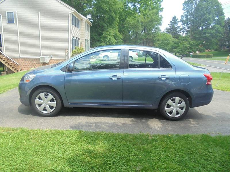2012 Toyota Yaris Fleet 4dr Sedan 4A - Elizabethtown PA
