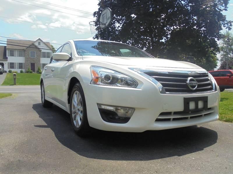 2014 Nissan Altima 2.5 S 4dr Sedan - Elizabethtown PA
