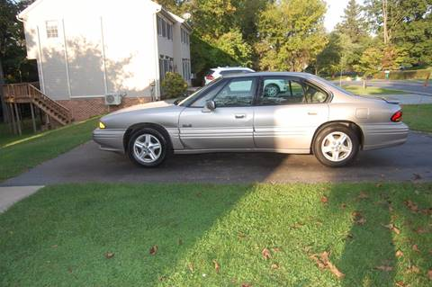1998 Pontiac Bonneville for sale in Elizabethtown, PA