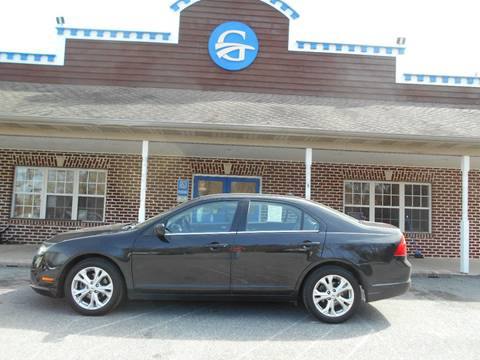 2012 Ford Fusion for sale in Elizabethtown, PA