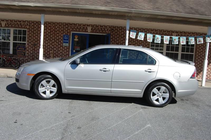 2008 Ford Fusion I4 SE 4dr Sedan - Elizabethtown PA