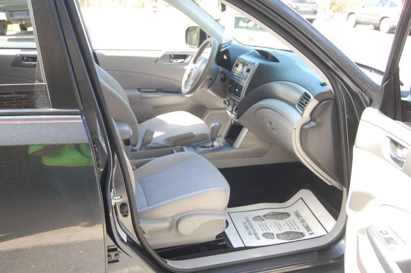 2012 Subaru Forester AWD 2.5X Premium 4dr Wagon 4A - Elizabethtown PA