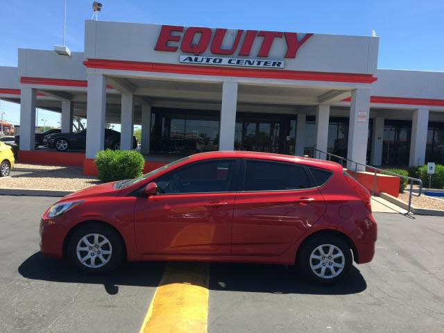 2014 HYUNDAI ACCENT GS 4DR HATCHBACK red stability control electronicsecurity remote anti-theft