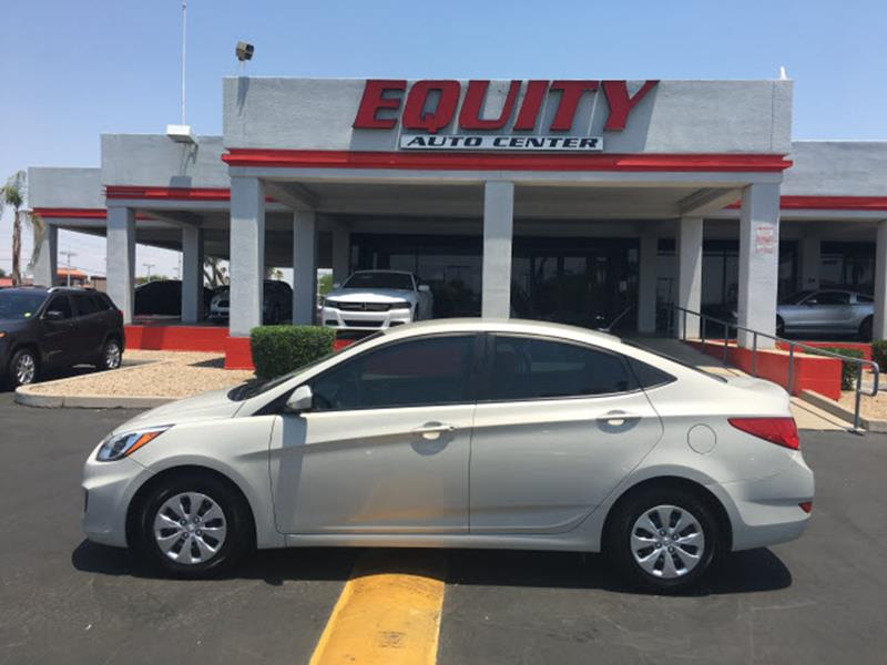 2016 HYUNDAI ACCENT SE 4DR SEDAN 6A beige stability controlsecurity remote anti-theft alarm syst