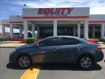 2014 Toyota Corolla for sale in Phoenix, AZ